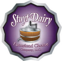 Stuyt Dairy<br />​Farmstead Cheese